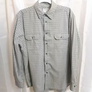 Wrangler Jeans Co Long Sleeve Button Up Shirt
